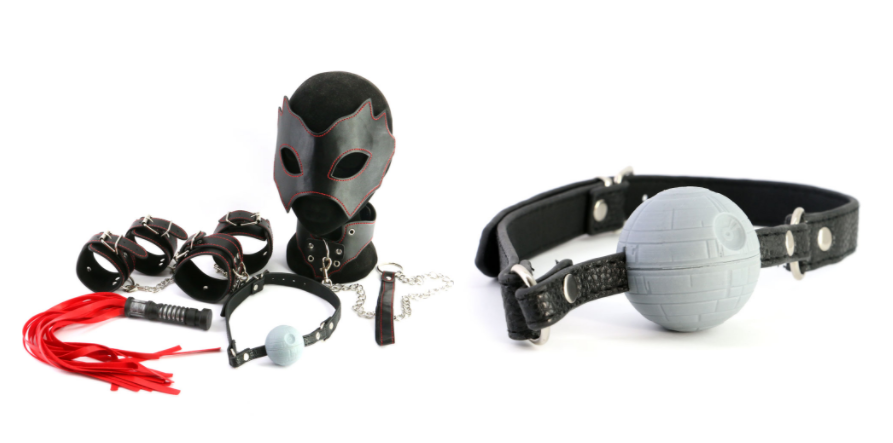 Dark Side Bondage Kit