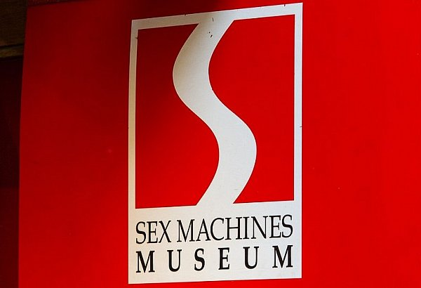 Sex Machines Museum w Pradze